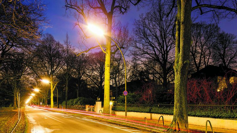 Straßenbeleuchtung: Wieviel Licht braucht ein Städter?