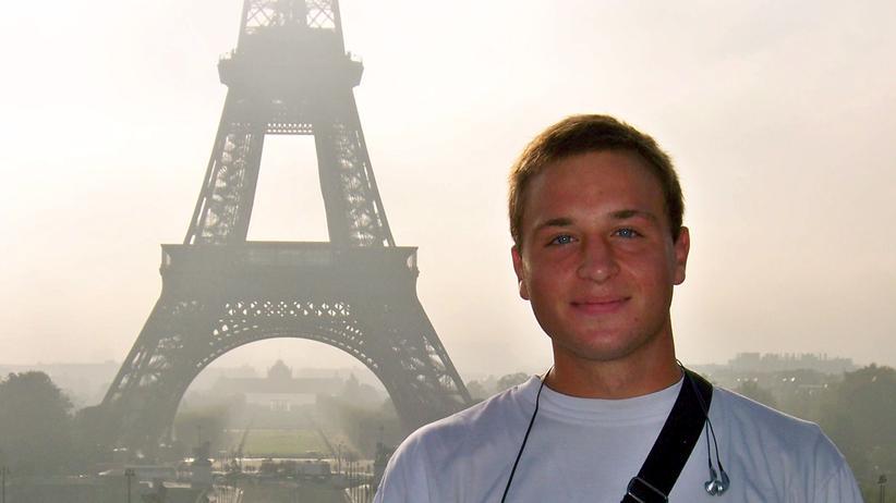 Nach seiner Abschiebung irrte Wadim als Illegaler durch Europa. Eine seiner Stationen: Paris