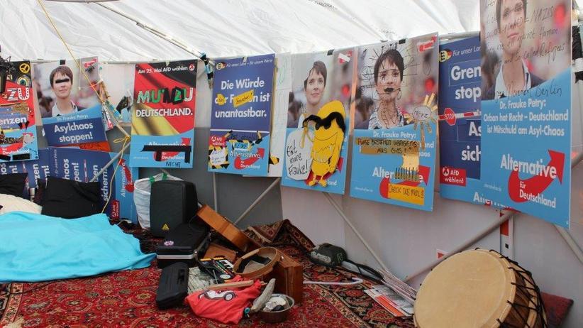 Flüchtlinge: Auf der Kampnagel-Flüchtlingskonferenz