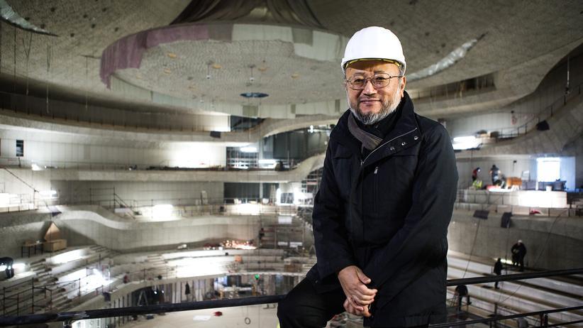 Elbphilharmonie: Weltspitze oder bedeutungslos? Der Klangkünstler Yasuhisa Toyota hat großen Einfluss auf die Zukunft der Elbphilharmonie.