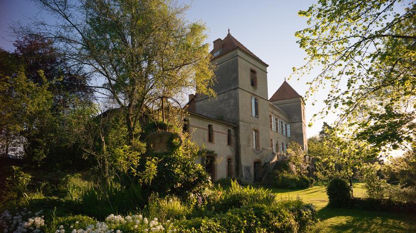 Stipendium: Kunsttempel in Frankreich: Château de Justiniac