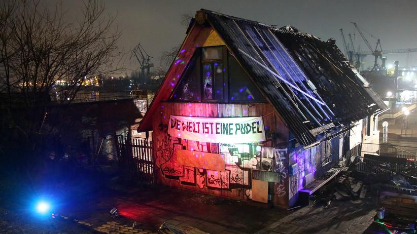 Golden Pudel Club: Der Golden Pudel Club nach dem Brand