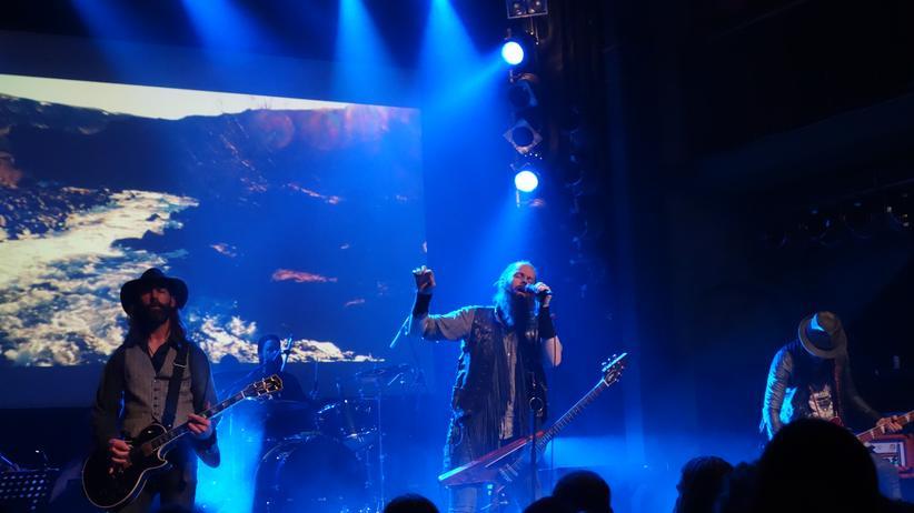 Sólstafir: Wenn Metal-Fans Streicher hören