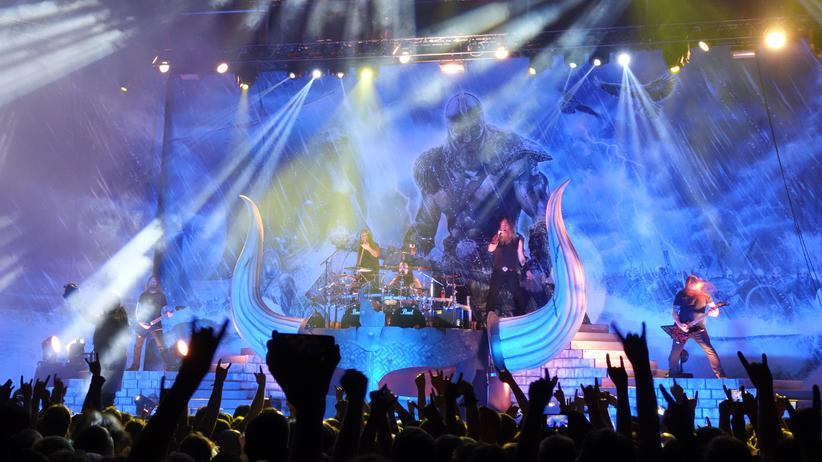 Heavy Metal: Was für ein tolles Geschepper