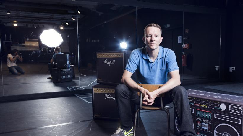 """Florian Sump: """"Ein crazy, abgefahrenes Leben"""""""