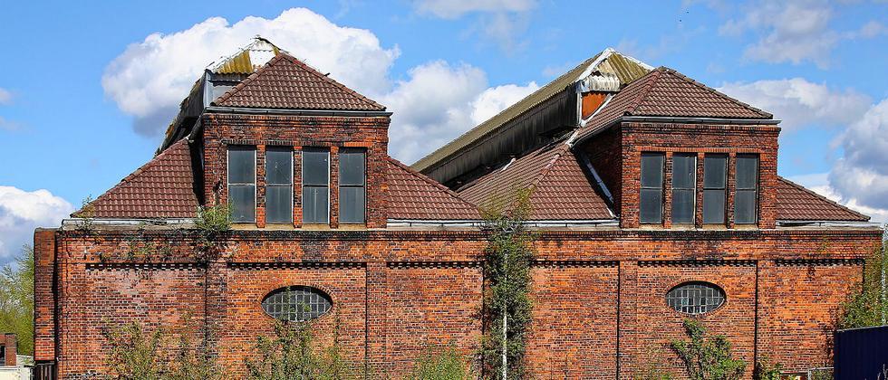Fabrikhallen in Billbrook