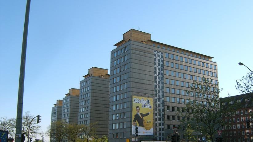 Hochhäuser in Hamburg: Die Klotzbrocken