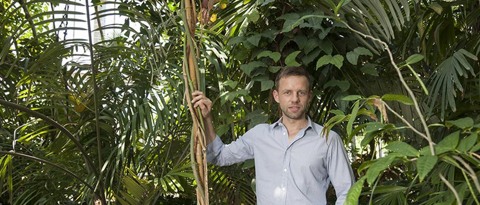 Benjamin Schröter, Gründer von Facelift