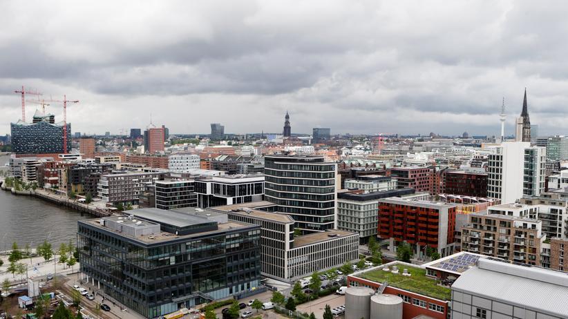 Hamburg: Twitter wohnt jetzt in der HafenCity