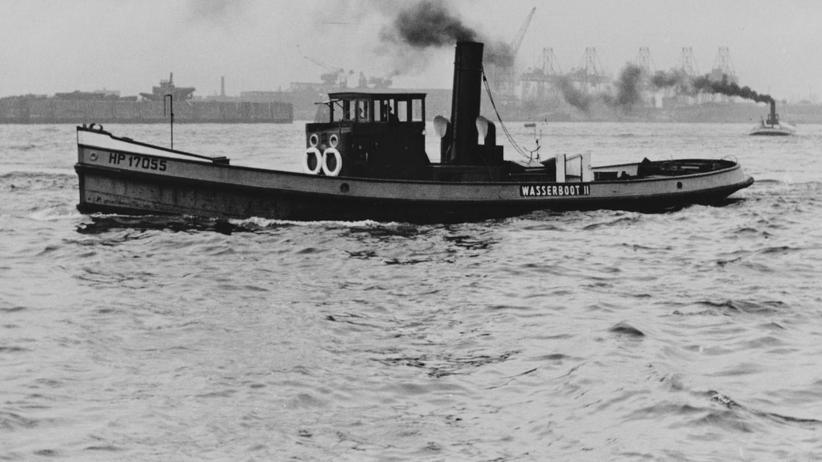 Hamburger Hafenwirtschaft: Wasserboote – ein mühsames Geschäft