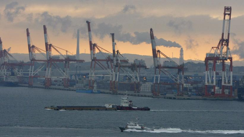 Häfen von Hamburg und Yokohama: Roastbeef und herbes Bier für den schüchternen Herrn Ueda