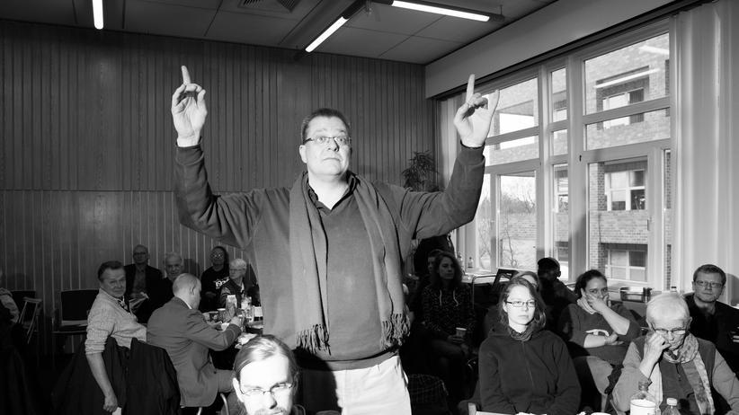 Die Linke Hamburg: Wie eine Sekte