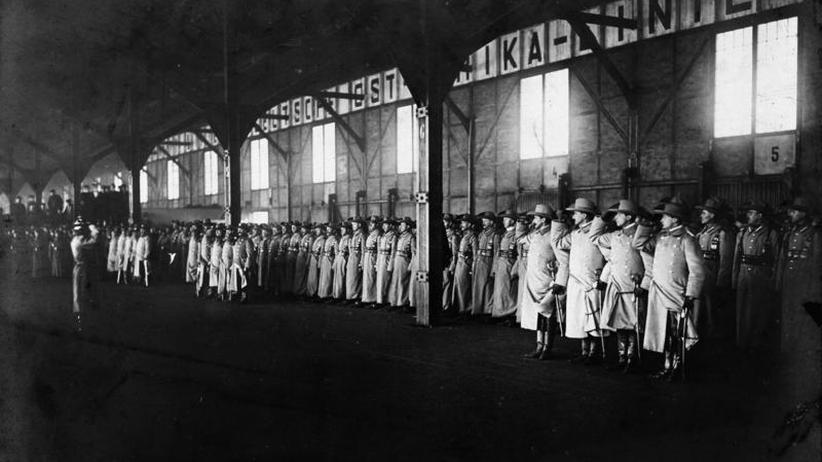 Kaiserliche Schutztruppen für Deutsch-Südwestafrika