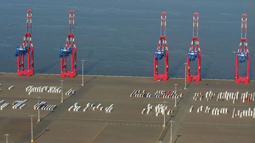 Jade-Weser-Port: Duell mit Tiefgang
