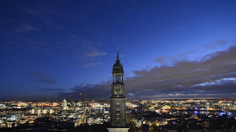 Überwachung: Hamburg: Wie viel Stadt kann man mit Kameras überwachen?