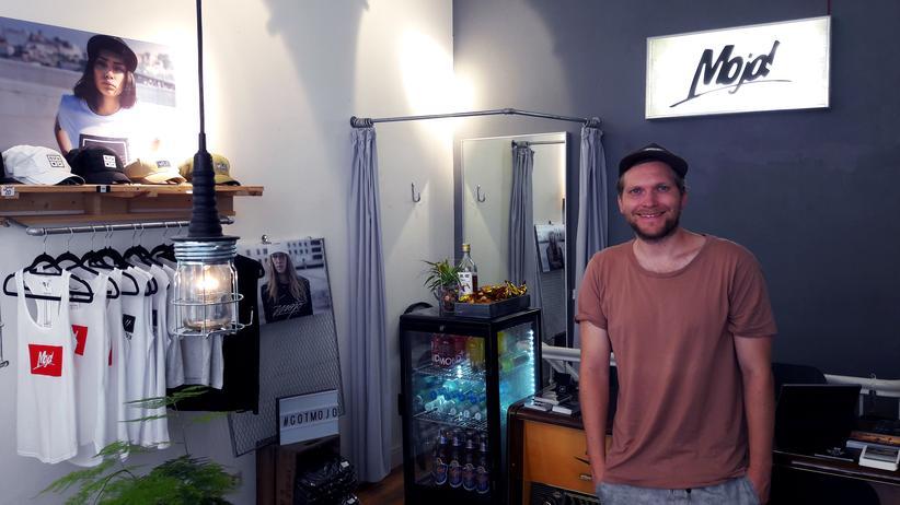 Mode: André Gießelmann, Gründer des Mojo-Labels