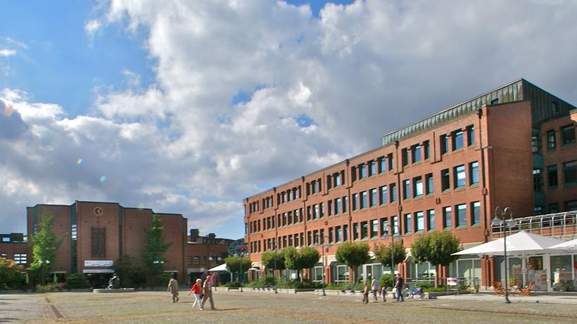 Norderstedt: Smart an der Grenze | ZEIT ONLINE