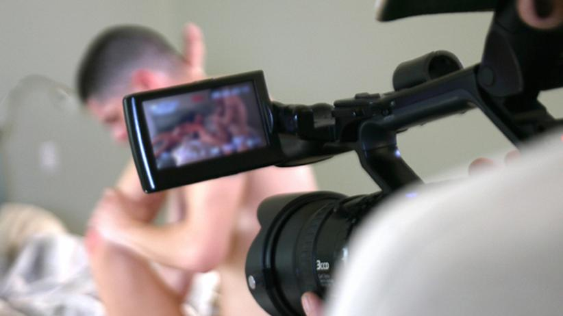 Pornofilm-Drehort