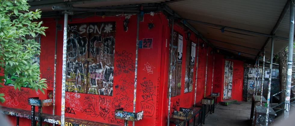 Golden Pudel-Club in Hamburg