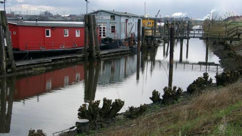 Hausboot Hamburg hausboote teures wohnen im hausboot zeit