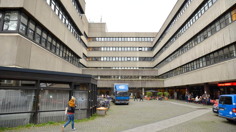 Uni Hamburg: Wiwi-Bunker, Rattenstall, Philo-Turm