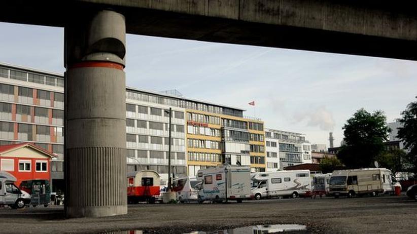 Wohnmobilhafen