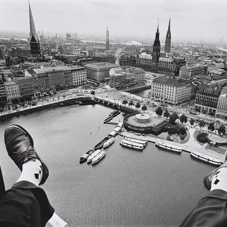Luftbilder: Hamburg von oben – vor fünfzig Jahren