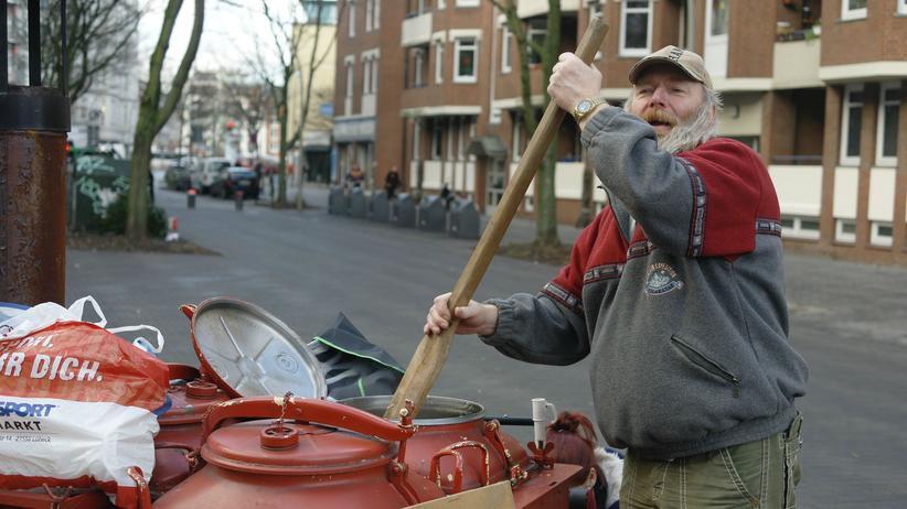 Obdachlosigkeit: EInfach helfen