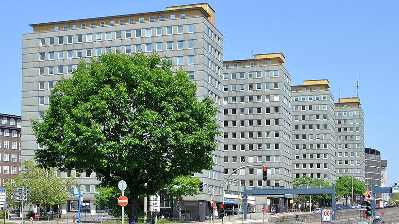 City-Hof in Hamburg