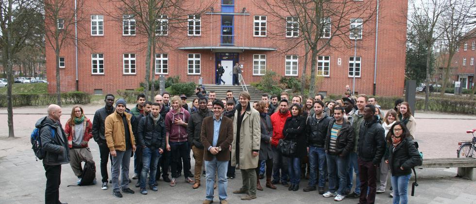 Neue Gasthörer an der Uni Lüneburg