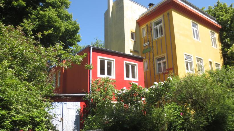Villa Magdalena K. in Hamburg