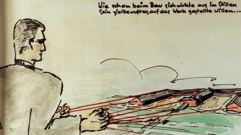 """""""Zielbewußt"""": Eine Darstellung Werner Kahns"""