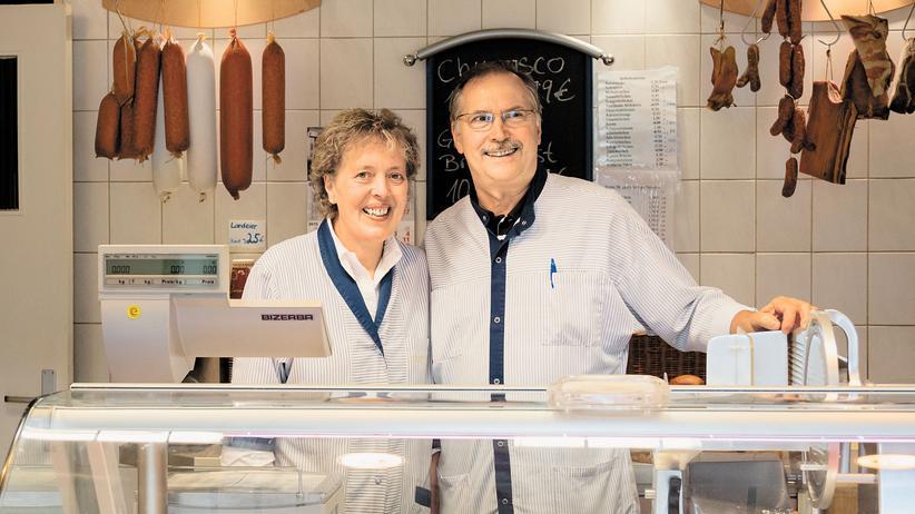 Gisela und Eberhard Stöck