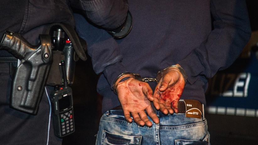 Hamburg, Flüchtlingsunterkunft, Flüchtling, Körperverletzung, Polizei, Strafrecht, Ausbildungsplatz