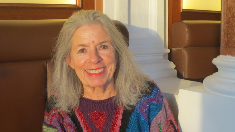 Die Künstlerin und Bürgerrechtlerin Marione Ingram, 80 Jahre alt, lebt heute in Washington D. C. und hat gerade ein Buch über ihre Kindheit in Hamburg verfasst.
