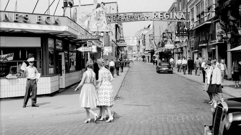 Hamburger Reeperbahn (ca. 1955)