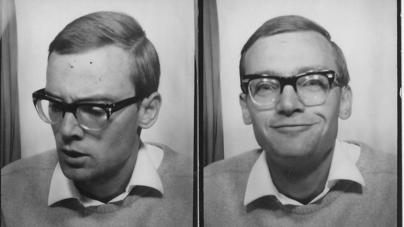 Nur äußerlich angepasst an die Zeit: Peter-Ernst Eiffe Ende der Sechziger
