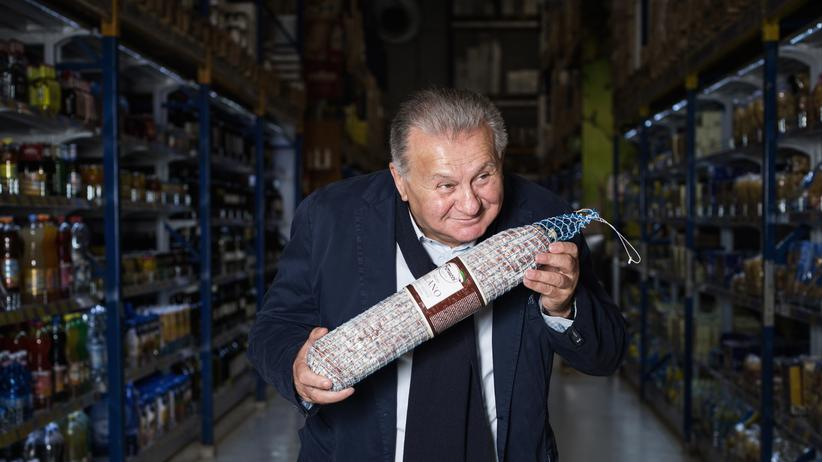 """""""Ich hatte immer die Vision, etwas Großes zu schaffen"""", sagt Vincenzo Andronaco"""