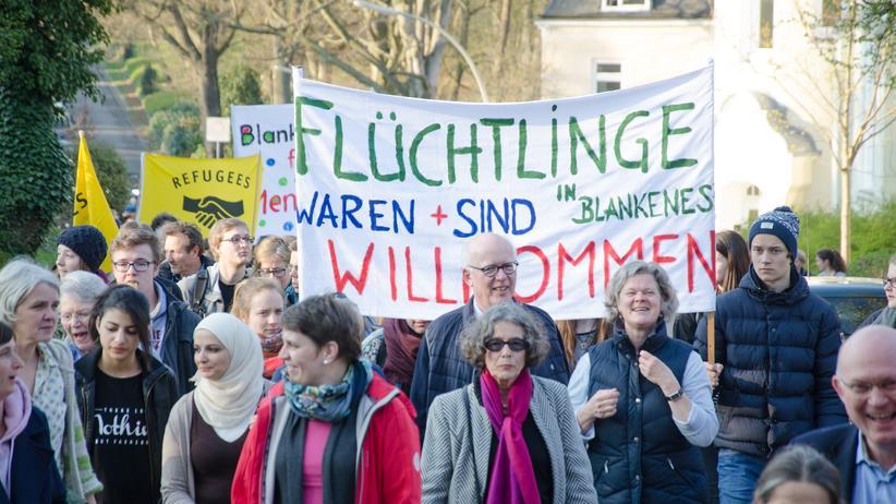 """Flüchtlingsunterkunft: """"Wir möchten keine Abschottung"""""""