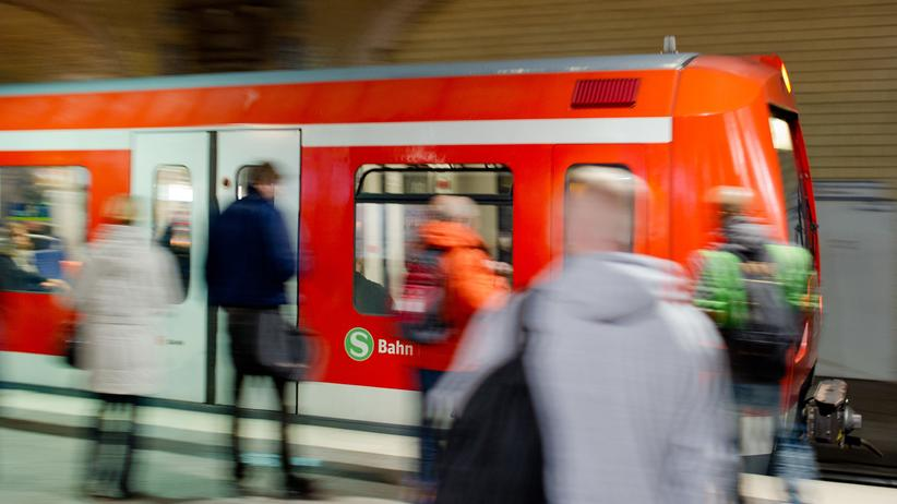 Hamburger S-Bahn