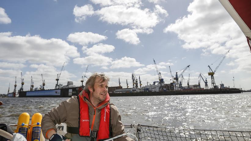 Holger Brauns: Neuanfang zwischen Wellen