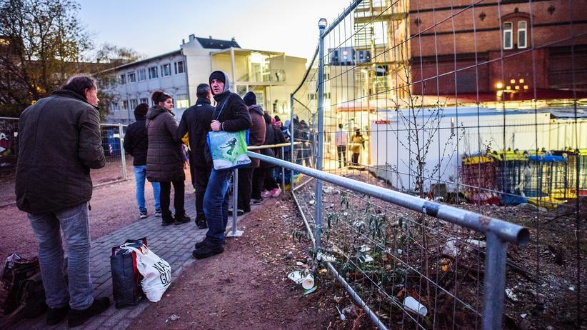 Obdachlose: Kalter Entzug