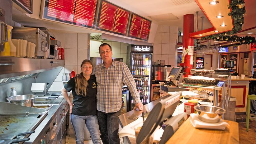 Gastronomie: Sabine, 55, und Thorsten Clorius, 56