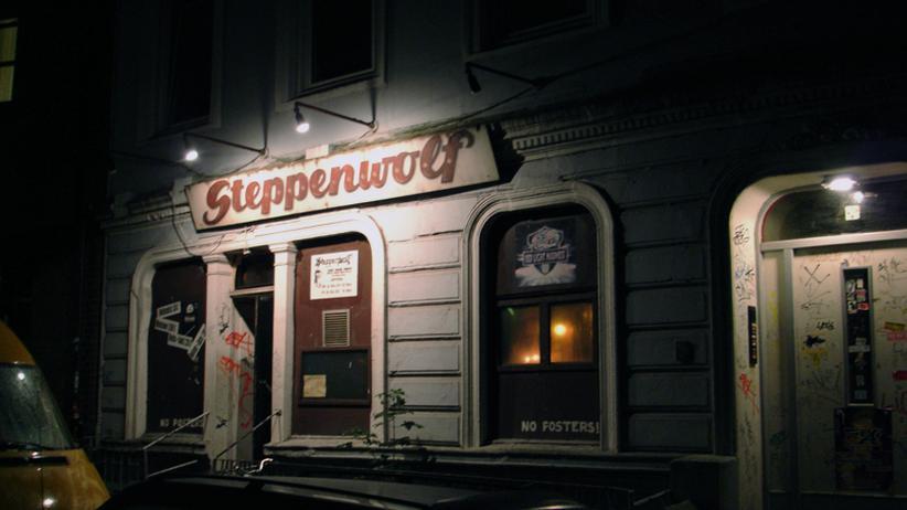 """Kneipe """"Steppenwolf"""": Das Steppenwolf eröffnete um 1985 und schloss 2008."""