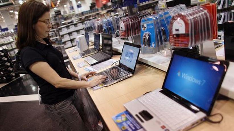 Neue Jobs: In der IT-Branche gibt es Arbeit