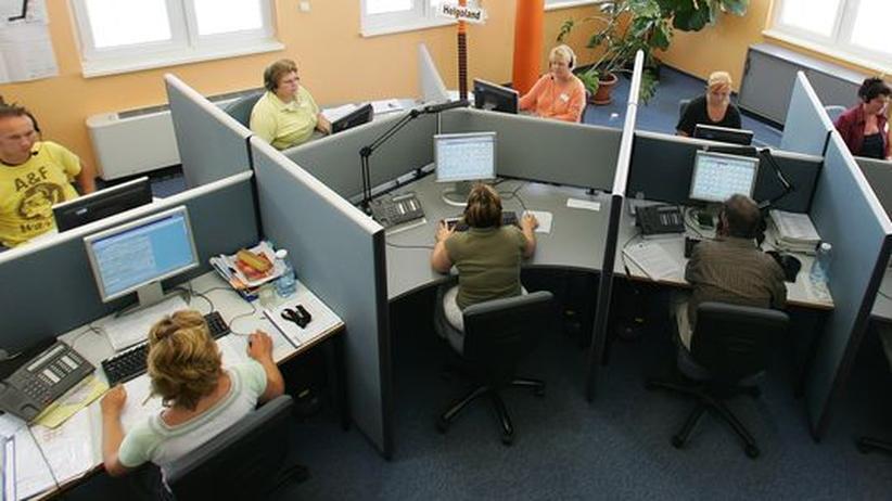 Da staunt der Chef: Stressfrei im Großraumbüro