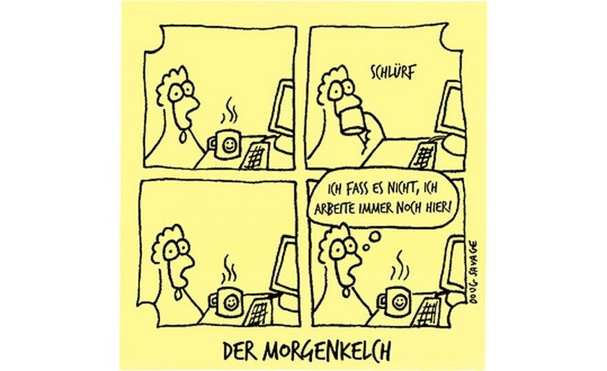 Comics Buro Huhner Zeit Online