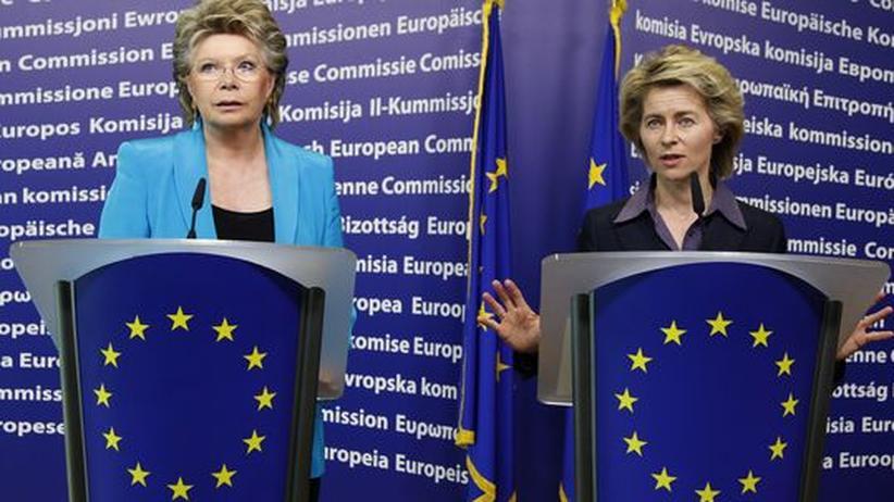 Gleichstellung: EU plant Gesetz für Frauenquote in Aufsichtsräten