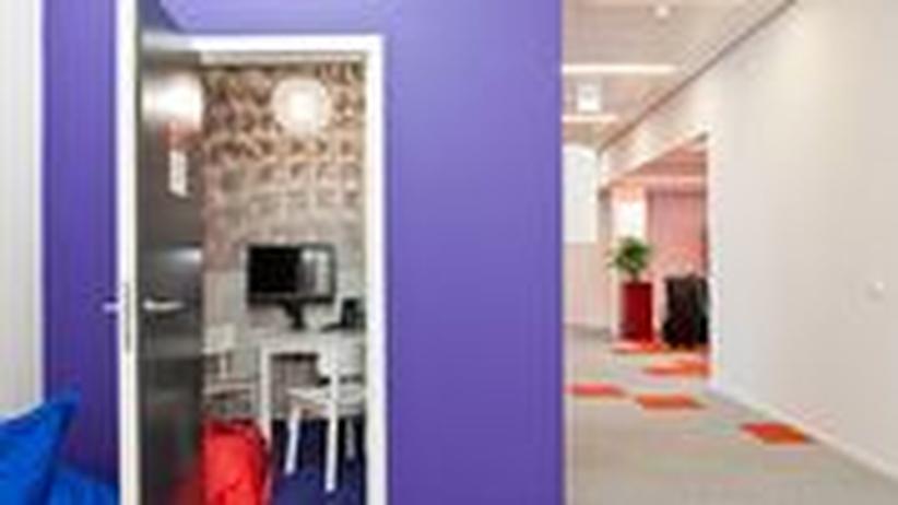 Fotostrecke: Schöne neue Bürowelten