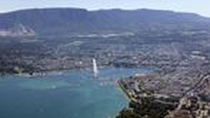 """Ausländer in Genf: """"Leben in einem internationalen Kokon"""""""